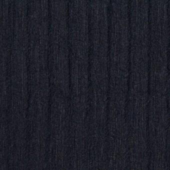 シルク×無地(ダークネイビー)×Wジョーゼット_全2色 サムネイル1