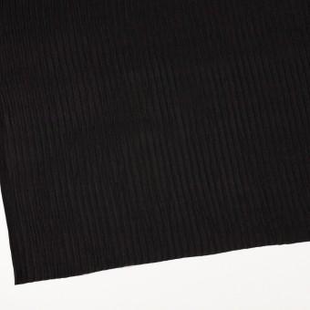 シルク×無地(ブラック)×Wジョーゼット_全2色 サムネイル2
