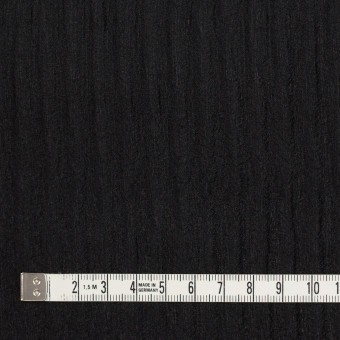 シルク×無地(ブラック)×Wジョーゼット_全2色 サムネイル4