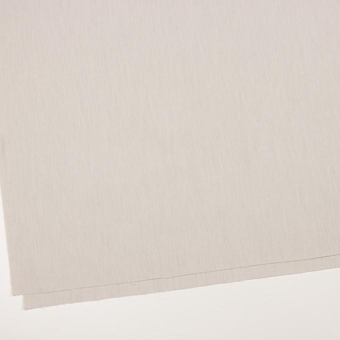 コットン×無地(アイボリー)×かわり織_全2色 イメージ2