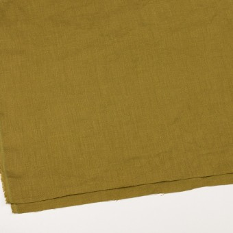 リネン×無地(アンティークゴールド)×かわり織 サムネイル2