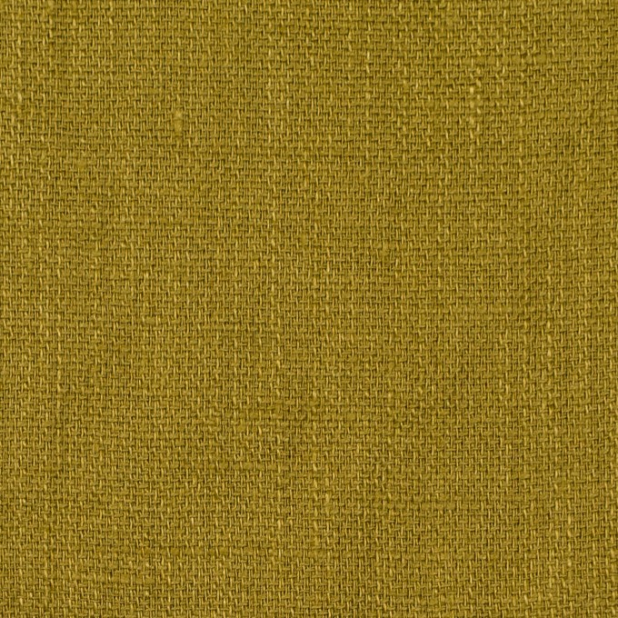 リネン×無地(アンティークゴールド)×かわり織 イメージ1