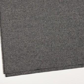 コットン×ミックス(グレー&ブラック)×ヘリンボーン サムネイル2