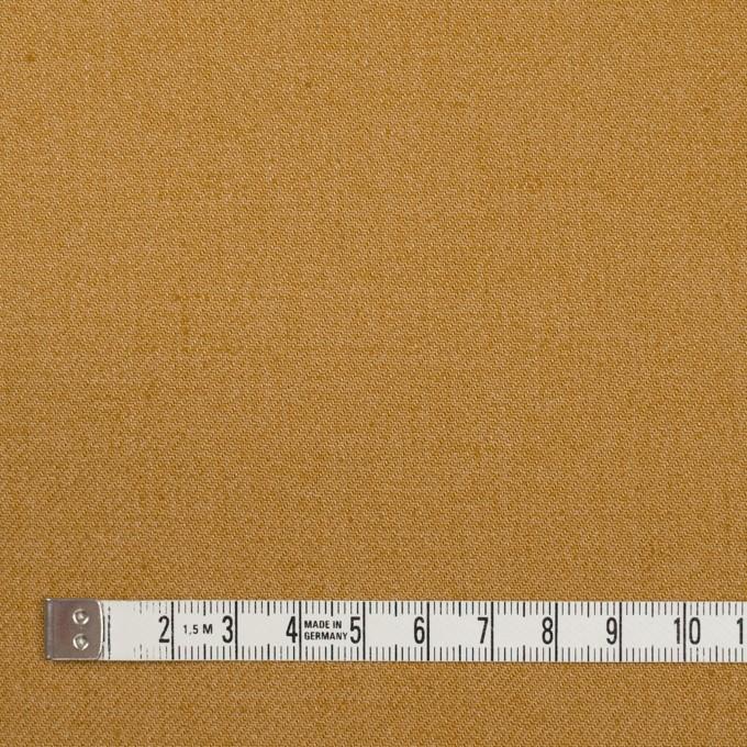 コットン&ポリエステル×無地(パンプキン)×サージ_全6色 イメージ4