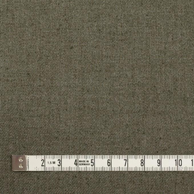 コットン&ポリエステル×無地(スレートグリーン)×サージ_全6色 イメージ4