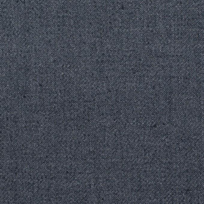 コットン&ポリエステル×無地(ブルイッシュグレー)×サージ_全6色 イメージ1