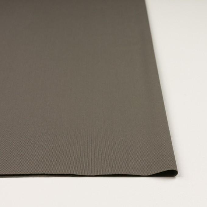 リヨセル&ポリウレタン×無地(モスグレー)×トリコット_全4色 イメージ3