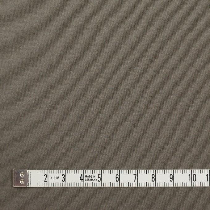 リヨセル&ポリウレタン×無地(モスグレー)×トリコット_全4色 イメージ4