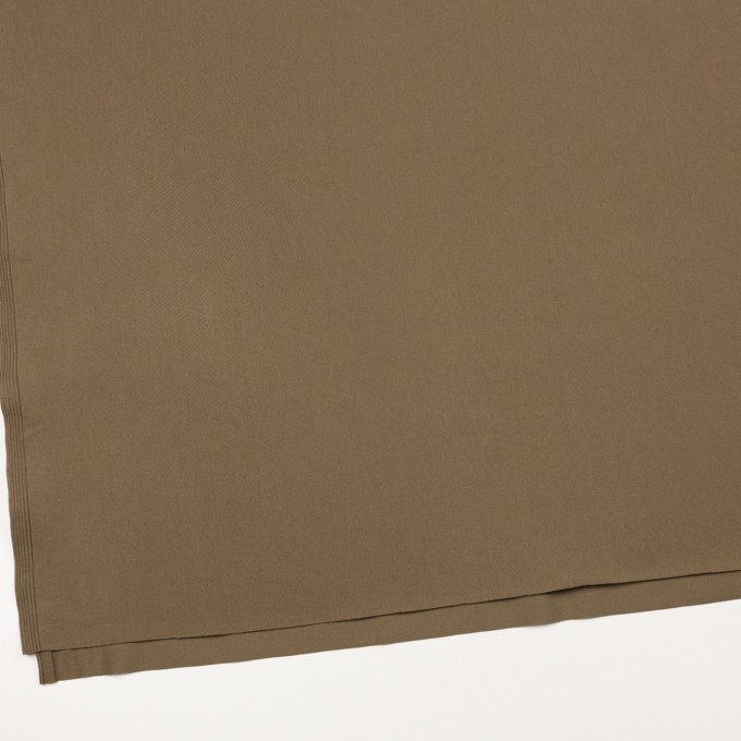 リヨセル&ポリウレタン×無地(ローアンバー)×トリコット_全4色 イメージ2