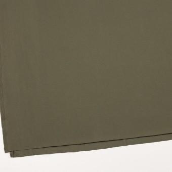 リヨセル&ポリウレタン×無地(カーキグリーン)×トリコット_全4色 サムネイル2