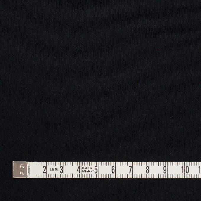 リヨセル&ポリウレタン×無地(ブラック)×トリコット_全4色 イメージ4