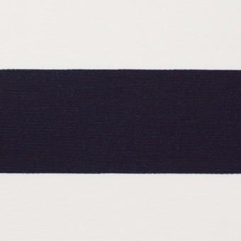 ナイロン&コットン×ボーダー(ネイビー)×タッサーポプリン サムネイル1