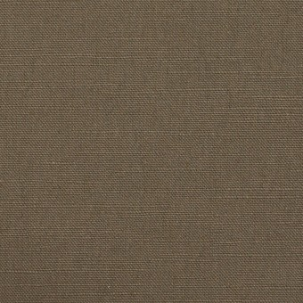コットン&リネン混×無地(モスグレー)×キャンバス・ストレッチ_イタリア製 サムネイル1