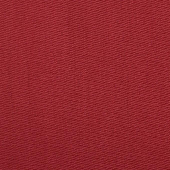 コットン×無地(アップル)×サージワッシャー_全4色 イメージ1