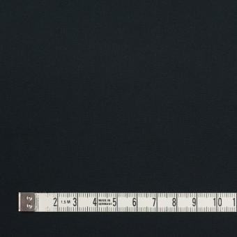 ポリエステル×無地(チャコールブラック)×形状記憶タフタ_イタリア製 サムネイル4
