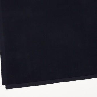 コットン&ポリウレタン×無地(ダークネイビー)×フランネル・ストレッチ_全4色 サムネイル2
