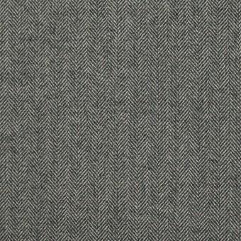 コットン&ポリウレタン×ミックス(グレー)×ヘリンボーン・ストレッチ サムネイル1