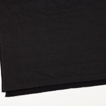 コットン&ウール×無地(ブラック)×ブロード&ビエラ サムネイル2