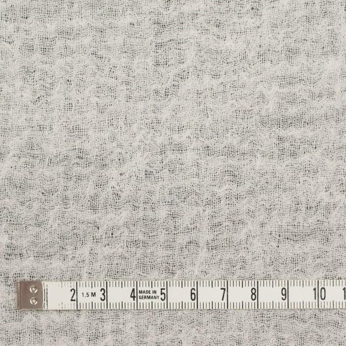 ウール×無地(キナリ)×ガーゼ イメージ4