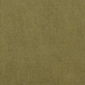 コットン&ポリウレタン×無地(ピスタチオ)×ベッチンストレッチ サムネイル1