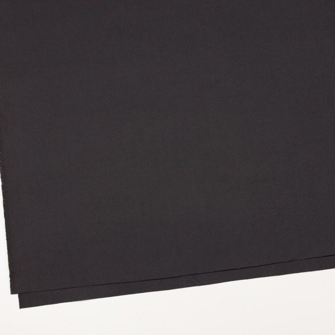 コットン×無地(チャコール)×10号帆布 イメージ2