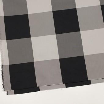 ポリエステル×チェック(ライトグレー&ブラック)×形状記憶サージ_全2色 サムネイル2