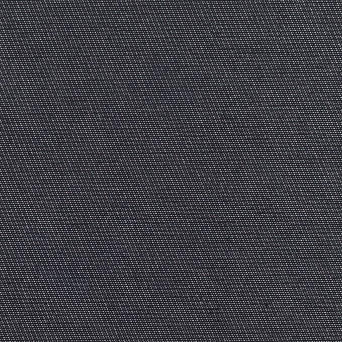 コットン&ポリエステル×無地(チャコールグレー)×サージ イメージ1