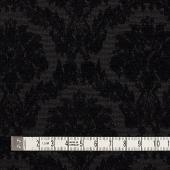 ポリエステル&コットン×幾何学模様(ブラック)×ジャガード サムネイル4