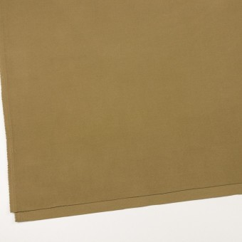 コットン&ポリウレタン×無地(イエローオーカー)×フランネル・ストレッチ_イタリア製 サムネイル2