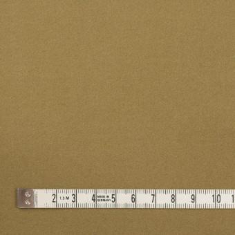 コットン&ポリウレタン×無地(イエローオーカー)×フランネル・ストレッチ_イタリア製 サムネイル4