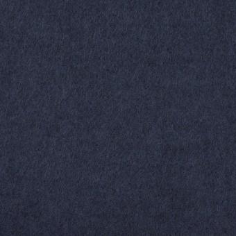 コットン×無地(ミッドナイトブルー)×フランネル サムネイル1