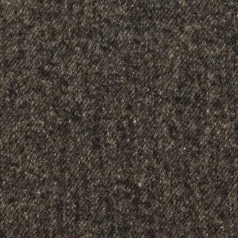 コットン&ウール×ミックス(ベージュ&ブラック)×ビエラ_イタリア製 サムネイル1