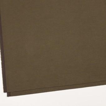 コットン&ポリウレタン×無地(オリーブ)×ビエラストレッチ_全3色 サムネイル2