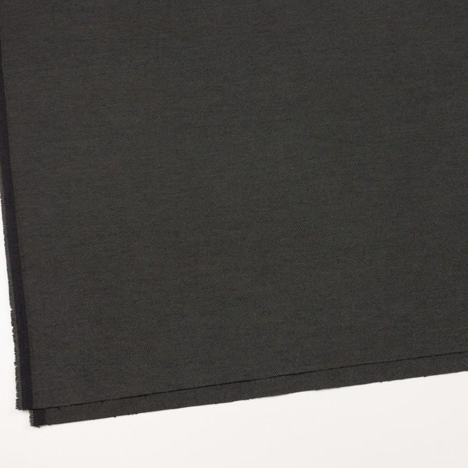 コットン&ポリウレタン×無地(スレートグレー)×ビエラストレッチ_全3色 イメージ2