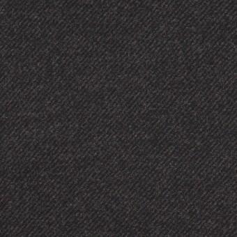 コットン&ポリウレタン×無地(チャコール)×ビエラストレッチ_全3色 サムネイル1
