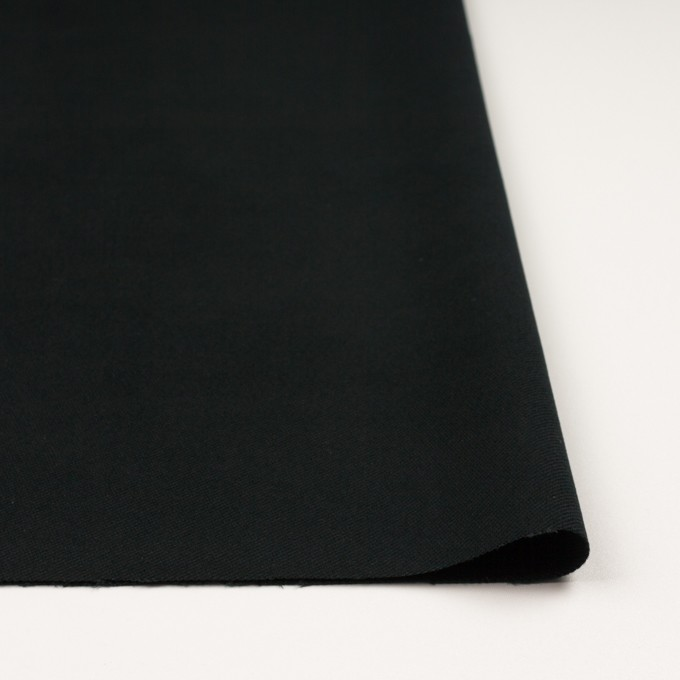コットン×無地(ブラック)×ビエラ イメージ3