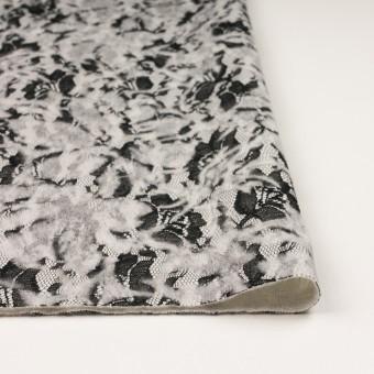 ポリエステル&アクリル混×フラワー(オフホワイト)×ニードルパンチレース_全3色 サムネイル3