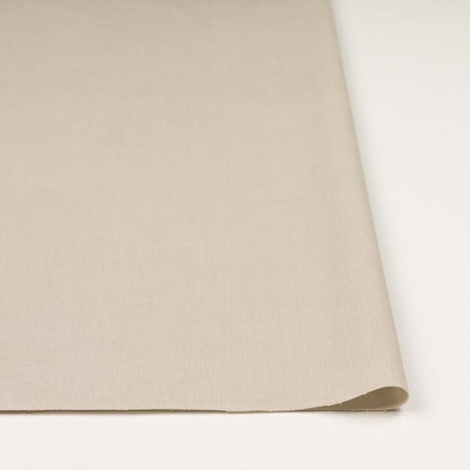 コットン&ポリウレタン×無地(アイボリー)×細コーデュロイ・ストレッチ イメージ3