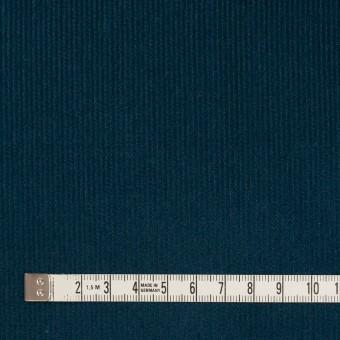 コットン×無地(インクブルー)×中細コーデュロイ サムネイル4