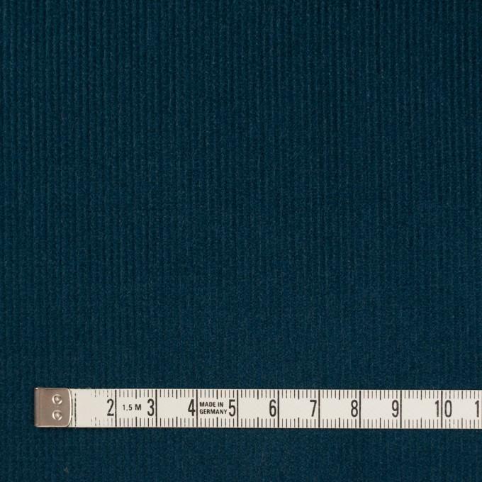 コットン×無地(インクブルー)×中細コーデュロイ イメージ4
