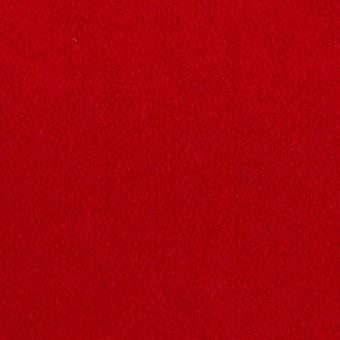 ウール×無地(レッド)×フラノ(フランネル) サムネイル1