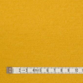 ウール×無地(イエロー)×圧縮ニット サムネイル4