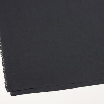 シルク&ナイロン×無地(チャコールグレー)×ポプリン サムネイル2