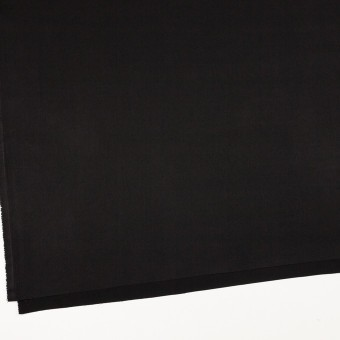 ポリエステル×無地(ブラック)×サテン サムネイル2