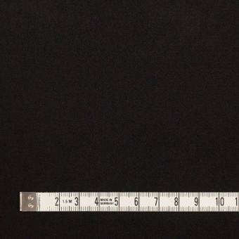 ポリエステル×無地(ブラック)×サテン サムネイル4