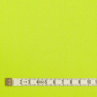 ポリエステル&コットン混×無地(パープル&ネオングリーン)×Wニット サムネイル5