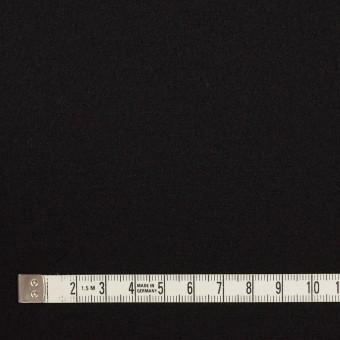ウール×無地(ブラック)×圧縮ニット サムネイル4