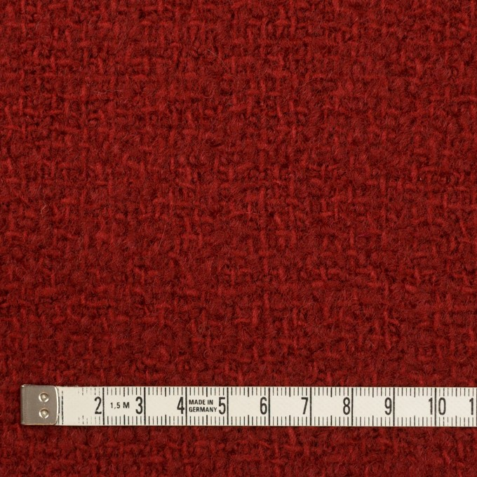 ウール×無地(アガット)×かわり織 イメージ4