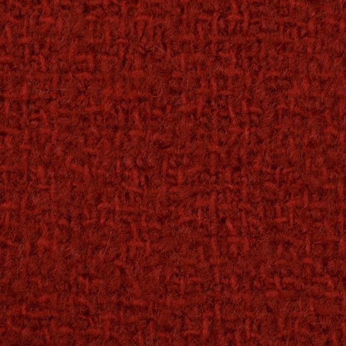 ウール×無地(アガット)×かわり織 イメージ1