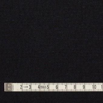 ウール&シルク混×無地(ネイビー)×二重織 サムネイル5